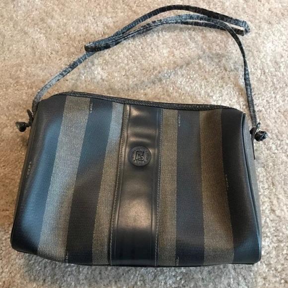 ea096d9a9b7 Fendi Bags   Vintage Crossbody   Poshmark